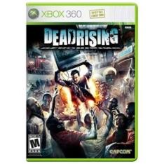 [Extra] Jogo Dead Rising - Xbox 360 - R$30