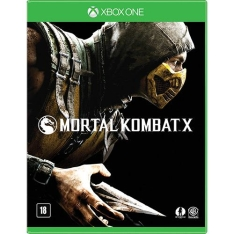 [ShopTime] Mortal Kombat X - Xbox One por R$67,00