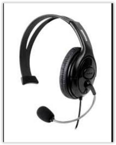 [Saraiva]  Fone de Ouvido Com Microfone Dreamgear X-talk Solo Dg360-1721 Para Xbox 360