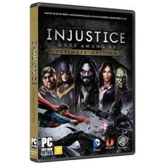 [Shoptime] Game Injustice - Gods Amongus us Ultimate Edition - PC  por R$ 26