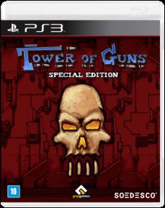 [Saraiva] Tower Of Guns - Special Edition - PS3 por R$ 24