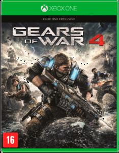 [Saraiva] Jogo Gears of War 4 - Xbox One - R$129
