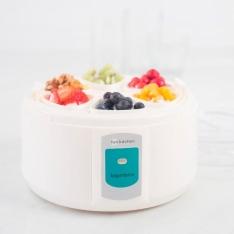 [Shoptime] Iogurteira Fun Kitchen 900ml com Potinhos - R$87