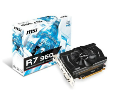 [Pichau] Placa de Video MSI Radeon R7 360 OC 2GB GDDR5 128Bit, R7 360 2GD5 OC - BOX