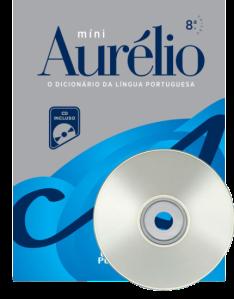 [Saraiva] Míni Dicionário Aurélio da Língua Portuguesa - 8ª Ed. 2010 - Nova Ortografia - Com Cd-rom por R$ 90
