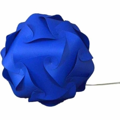 [Americanas] - Luminária de Mesa Orbit Azul - Avelis - R$28