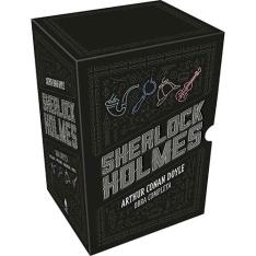 [Amazon] Box - Sherlock Holmes (4 Volumes) R$ 69,90 - 48% OFF