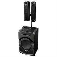 [EFACIL] Mini System MHC-Shake Flex GT5D, 2 USB, Bluetooth, NFC, DJ Effect, LED Multicolorido, 2000W RMS - Sony POR R$2512