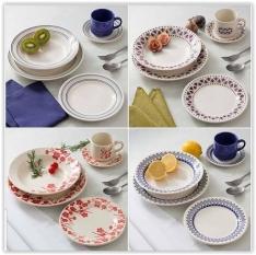 [Walmart] Aparelho de Jantar Oxford Porcelanas 20 Peças  por R$ 123