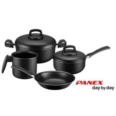 [Clube do Ricardo] Conjunto de Panelas 4 peças - Day By Day - Panex - R$50