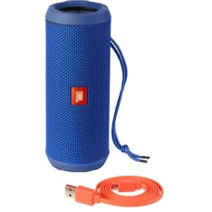 [Walmart] Caixa Acústica JBL com Bluetooth 16W Speaker Flip III Azul - R$ 358