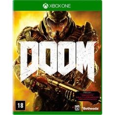 [Americanas] Game Doom - Xbox One por R$ 81