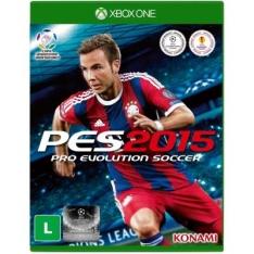 [Fnac]  XBOX ONE PES 2015 - Pro Evolution Soccer por R$ 10