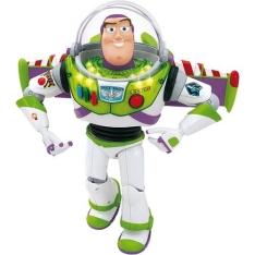 Boneco Buzz Lightyear Toy Story - Toyng 64011 - R$60