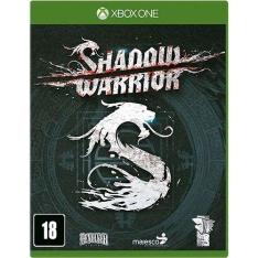 Game - Shadow Warrior - Xbox One