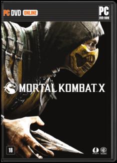 Mortal Kombat x-pc R$29,90
