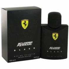 [bydubai] Perfume Ferrari Black Masculino EDT 125ml 111974