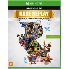 [Americanas] Game Rare Replay - XBOX ONE - R$ 53,00