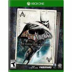[Shoptime] Batman Return to Arkham para Xbox One - R$ 158,39