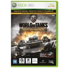 Jogo World of Tanks - Xbox 360 - R$20