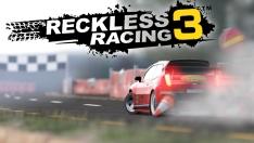 [Google Play] Reckless Racing 3 R$ 0,40