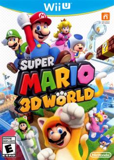 Super Mario 3D World - WII U por R$79