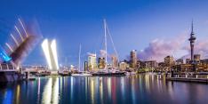 Ida e volta para Nova Zelândia - Auckland - R$2796