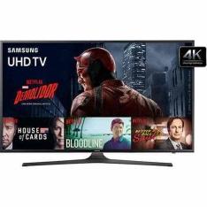 "[SUBMARINO] Smart TV 40"" Samsung UN40KU6000GXZD Ultra HD 4K HDR com Conversor Digital 3 HDMI 2 USB 120Hz"