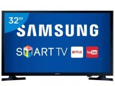 "[Clubedalu] Smart TV LED 32"" Samsung UN32J4300 - R$ 1169,10"