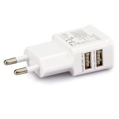 CARREGADOR PORTATIL PARA CELULAR - COM 2 ENTRADAS USB