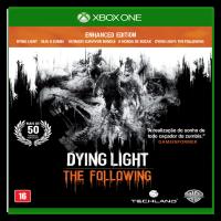 Dying Light - The Following - Enhanced Edition - Xbox One por R$ 98