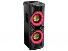Mini System Philips Nitro NX4 - 900W Bluetooth  - NTX400X - R$1169