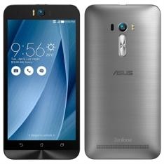 "Smartphone Asus Zenfone Selfie, Dual Chip, Prata, Tela 5.5"", 4G+WiFi, Android 5, 13MP, 32GB por R$"