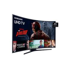 SMART TV LED Ultra HD 49 polegadas SAMSUNG 4K Tela Curva por R$ 2882