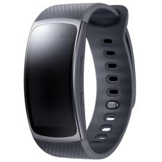 "Galaxy Gear Fit 2 Preto Tela Curva 1.5"" 4GB, Bluetooth, Resistente a Água, Monitoramento de Atividades - Samsung"