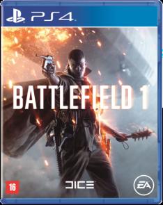 [Saraiva] Jogo Battlefield 1 - PS4