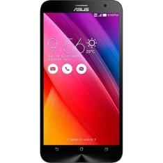 "[Submarino] Asus Zenfone 2 Dual Chip Android Tela 5.5"" 32GB Câmera 13MP Wi-Fi 3G 4G - Preto"