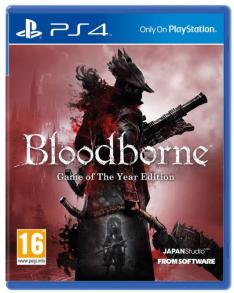 [PSN] Bloodborne™ Complete Edition Bundle PS4 - R$61,40