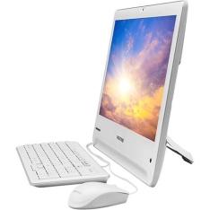 "Computador All in One Positivo Union UDI3150 Intel 18,5"" Linux"