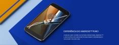 Smartphone Motorola Moto G 4 Preto 4G  + Carregador de Brinde por R$ 870