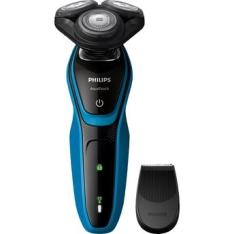 Barbeador Elétrico Philips Serie 5000 Uso a Seco ou Molhado - R$ 299,00