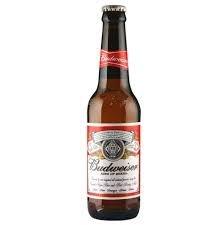 Cerveja Budweiser 335ml á 2,99 no assaí atacadista. levando acima de 6 unidades