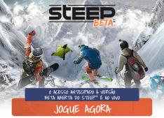 [UPlay] 3 Keys de acesso antecipado a beta de Steep