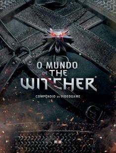 Livro O Mundo de The Witcher