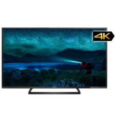 "Smart TV 55"" Ultra HD 4K 55CX640 WiFi 3 HDMI 3 USB Upscaling My Home Screen Hexa Chroma Drive - Panasonic por R$3721"