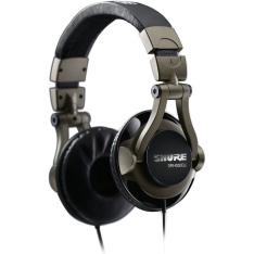 [FAMASOM] Shure SRH550DJ Fone Profissional - R$ 333