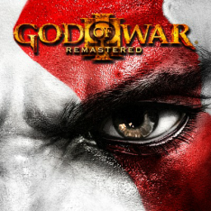 God of War III Remastered - PS4 por R$  50