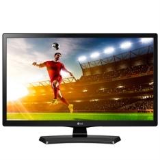 "TV 23.6"" LED HD 24MT48DF-PS Função Monitor HDMI PIP USB Time Machine Game Mode - LG | R$ 686"