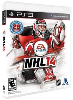 Jogo NHL 14 - PS3 - R$18