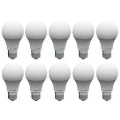 10 Lâmpadas de LED 5W.  Branca - Golden - R$ 80